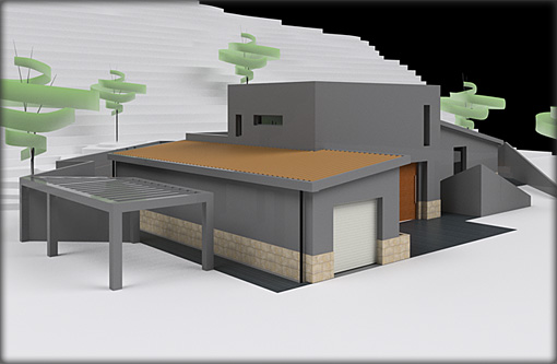 Villa Test Render
